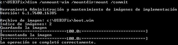 boot.wim Commit